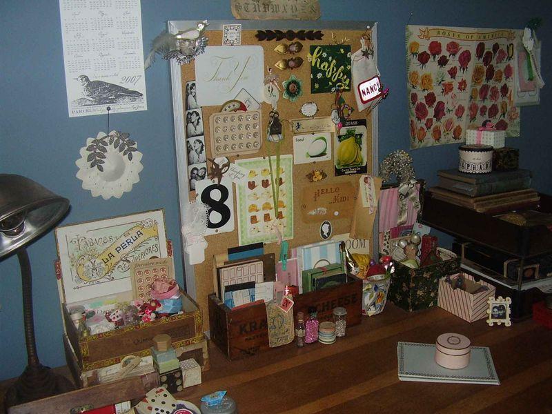 Desk shot 7