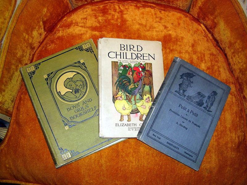3 new books