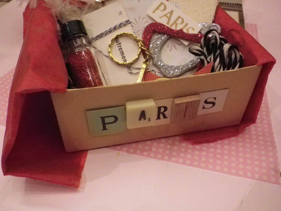 Paris is for lovers theme parcel 1