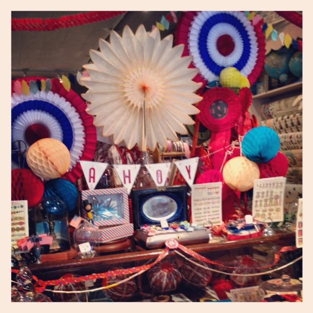 Patriotic table