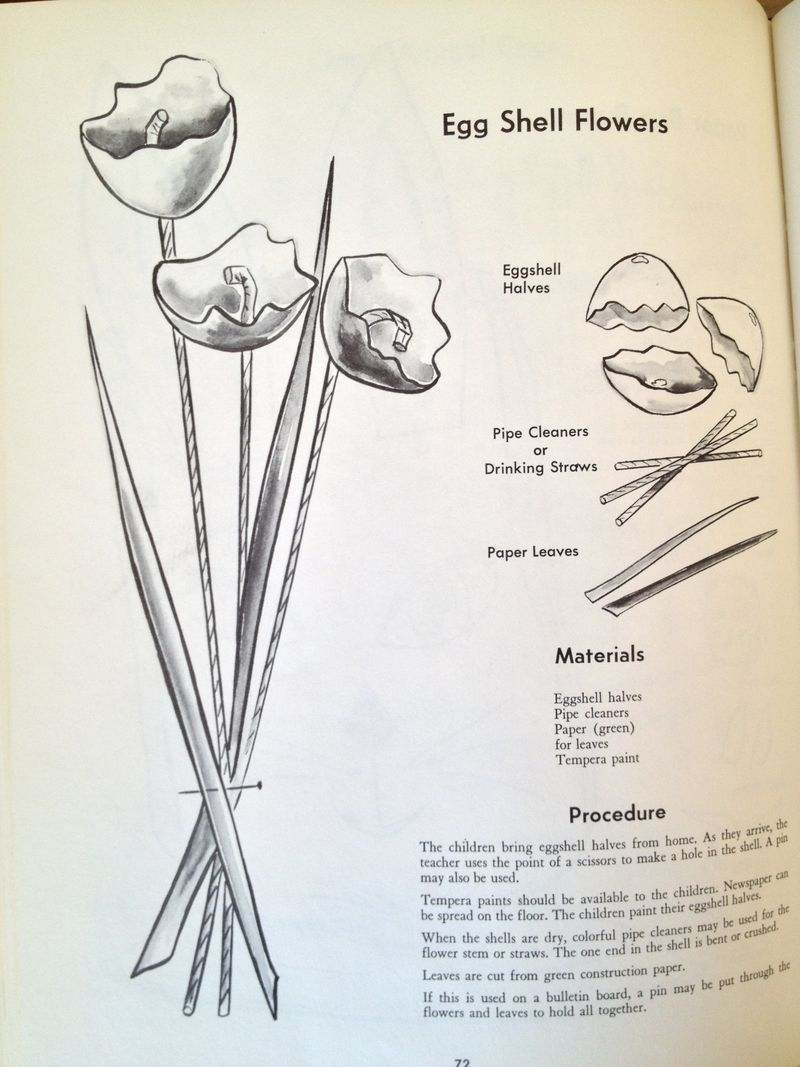 Bookseggshellflowers